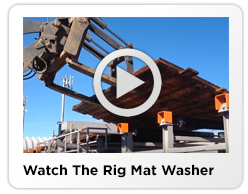 rig mat washer